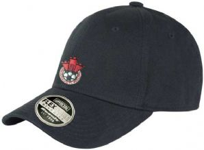 Red Castle United FC Cap - Black